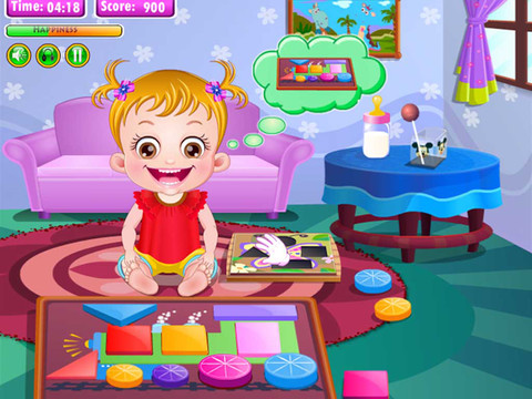 Baby Hazel Learn Shapes  - Education Game