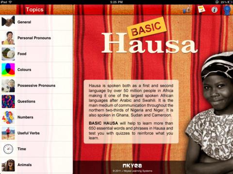 Basic Hausa