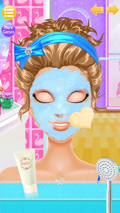Ballet Beauty Salon - Girls Spa!