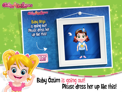 Baby Özüm Dress Up