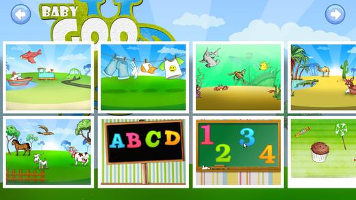 Baby Goo Puzzle