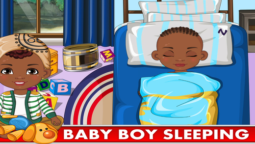Baby Care Kids Game