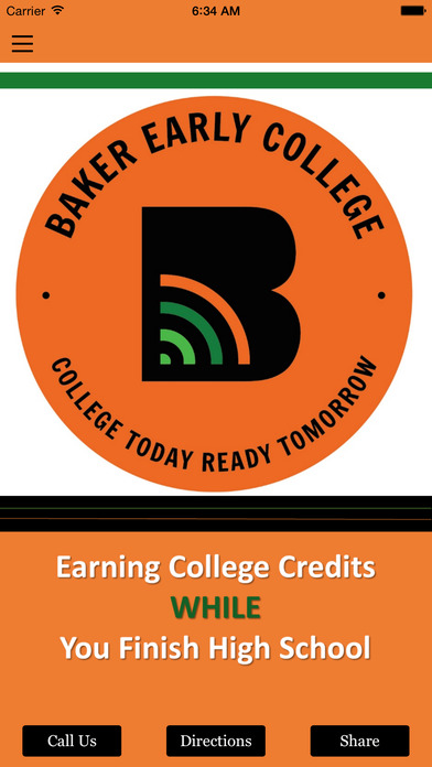Baker Early College