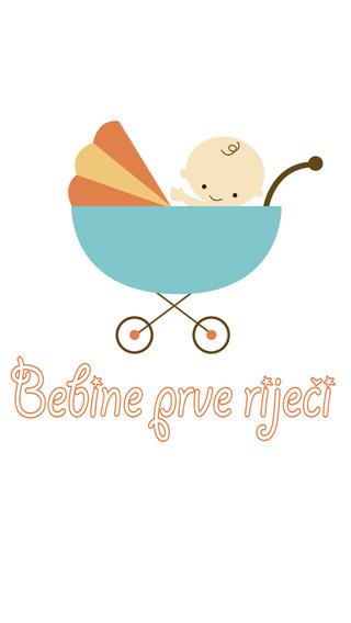Bebine prve riječi