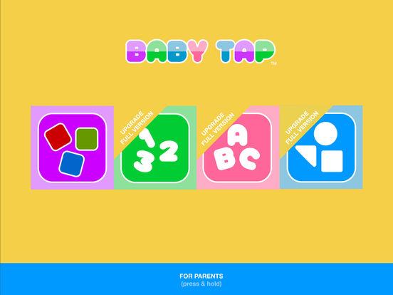 Baby Tap App