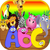 ABC Alphabet Animal Flashcards Game for Kids Free 1.0.