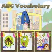 ABC Alphabet English Vocabulary For Kids 1