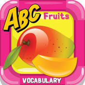 ABC Fruits & Vegetables Flashcards 1.0.2