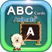 ABCcards Animals Fun ABC Vocabulary Free For Kids 1