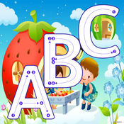 Alphabet Learning for Kids ABC Tracing Letter 1