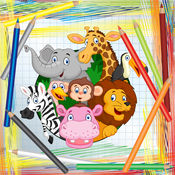 Animal Coloring Books  1