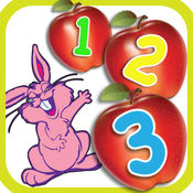 Baby 123 -Apple Counting Game 1