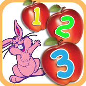 Baby 123-Apple Counting Game for iPad