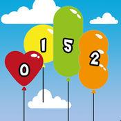 Baby Balloons Kids Games