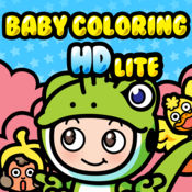 Baby Coloring HD Lite