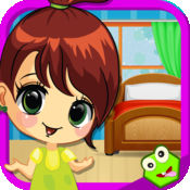 Baby Doll House - Fashion Games for Girls