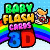 Baby Flash Cards 3D 1