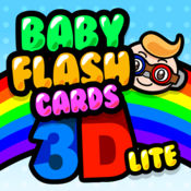 Baby Flash Cards 3D Lite 1