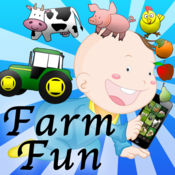 Baby Flash Farm Fun: Cards for toddlers learning
