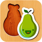 Baby Puzzle - Fruits