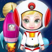 Baby Space Walk 2