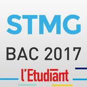 Bac STMG 2017 avec L'Etudiant