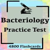 Bacteriology Practice Test 4800 Exam Notes & Quiz 1