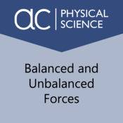 Balanced and Unbalanced Forces 1