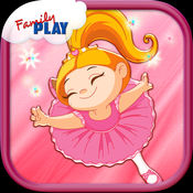 Ballerina Jigsaw Puzzle HD: Puzzles for Kids Free
