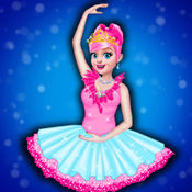 Ballet Dancer Salon Makeover Girls Game 1