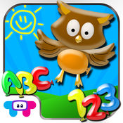 Balloon Baby School - Learning Games  Flash Cards