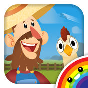 Bamba Farm (Free) - Learn about numbers and animals 1