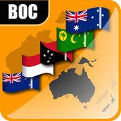 Banderas-Oceania