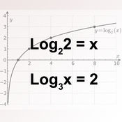 Basic Logarithm Practice with variables