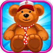 Bear Dress Up Salon Maker - Fun Boys & Girls Game