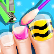 Beauty Salon - Foot Makeover! 1.2