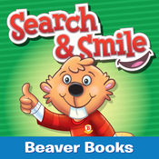 Beaver Books Search & Smile Animals