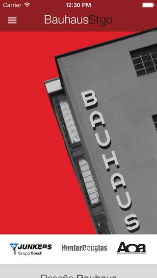 BauhausStgo