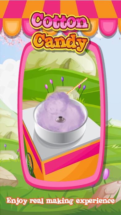 Cotton Candy Land - chef kitchen adventure game