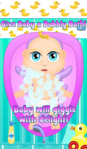 Baby Nurse - Virtual Kids Baby Hospital Care