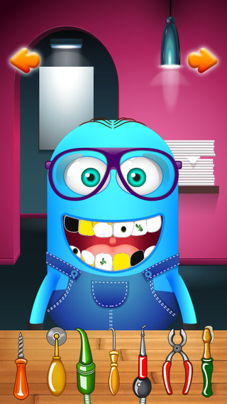 Be a dentist - kids game