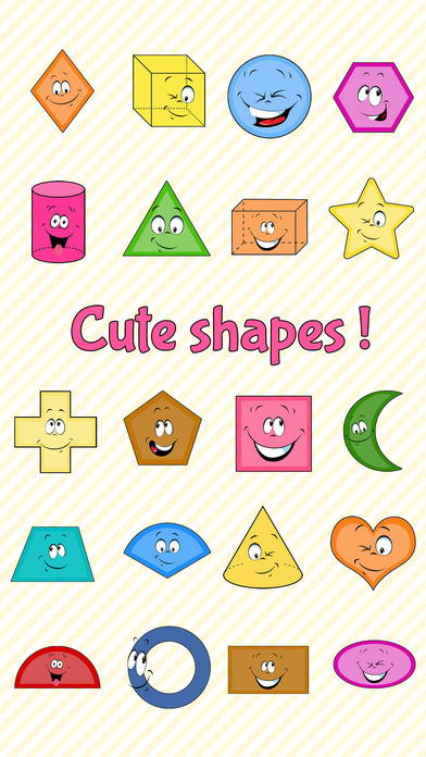 Baby Love Shapes
