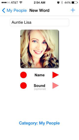 Baby Talk App