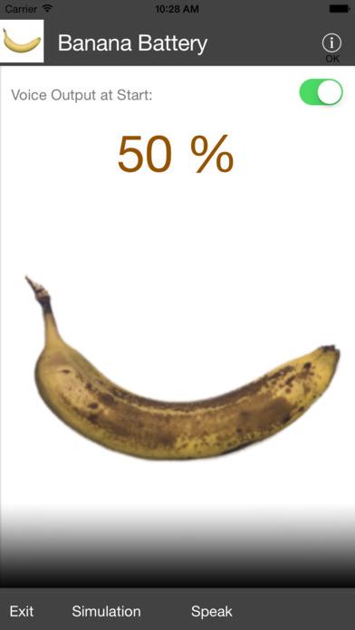 Banana Battery