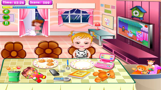 Baby Learn Dining Manners