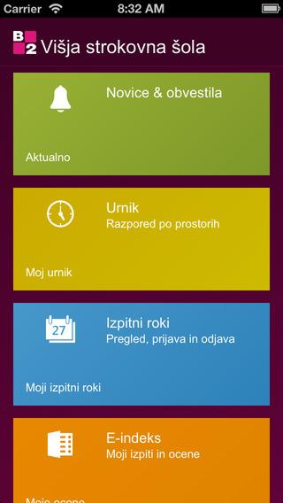 B2 Šole