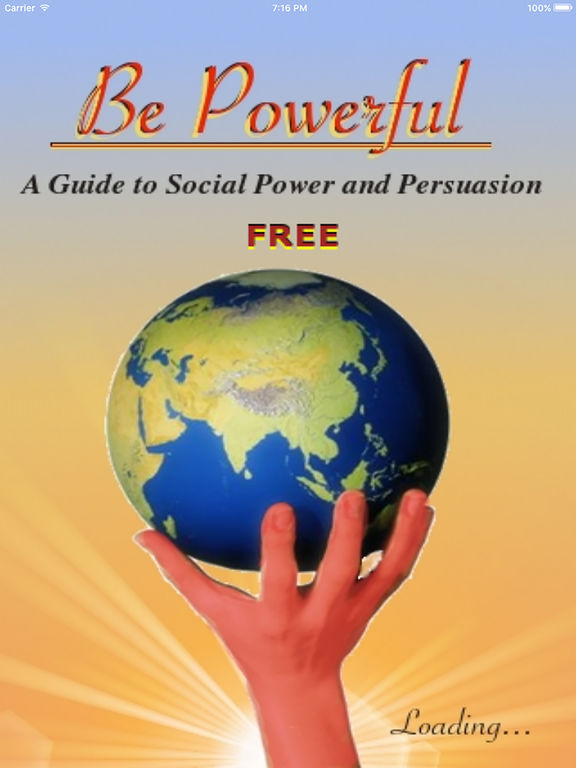 Be Powerful: Free