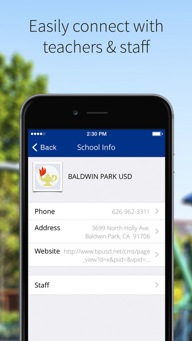 Baldwin Park USD
