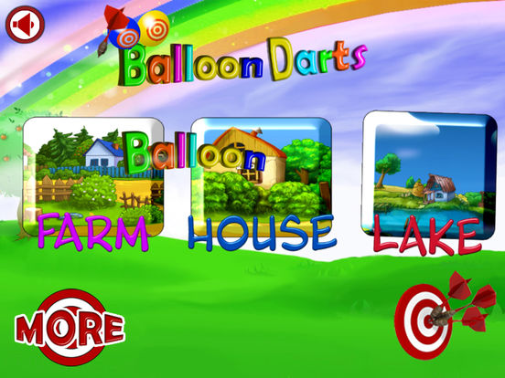 Balloon Darts Challenge - Target Practice Game