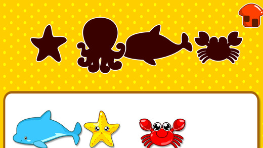 Baby Learn Sea Animal - kindergarten play time